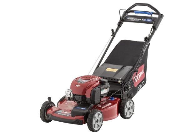 Toro Awd Mower Lawn Mower Reviews Consumer Reports