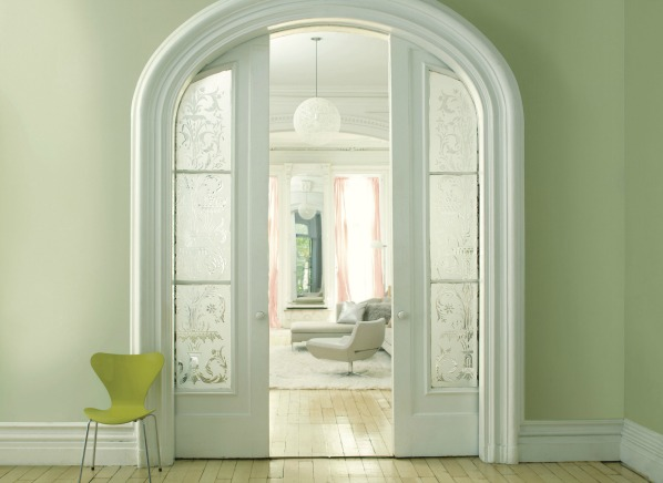 Benjamin Moore Pale Green Color of the Year - Consumer Reports