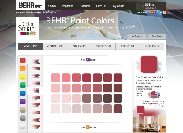 Pick The Right Paint Color Interior Paint Reviews Consumer Reports News