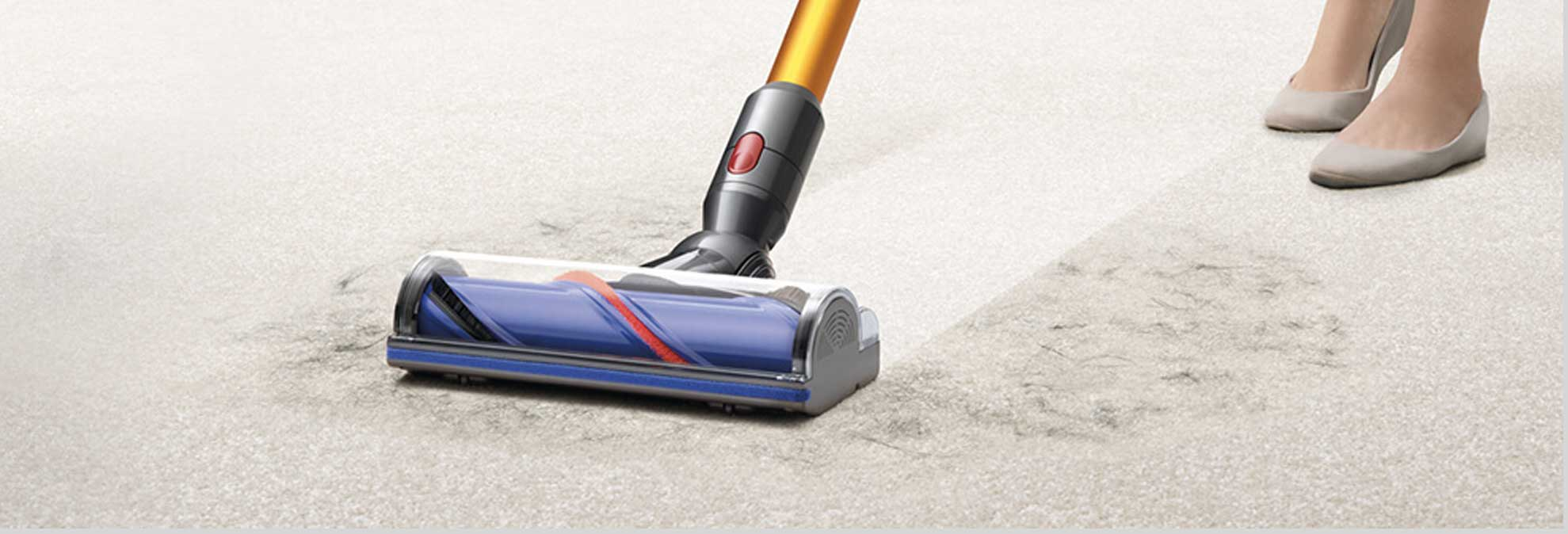 dyson v8 absolute best stick vacuum ever consumer reports. Black Bedroom Furniture Sets. Home Design Ideas