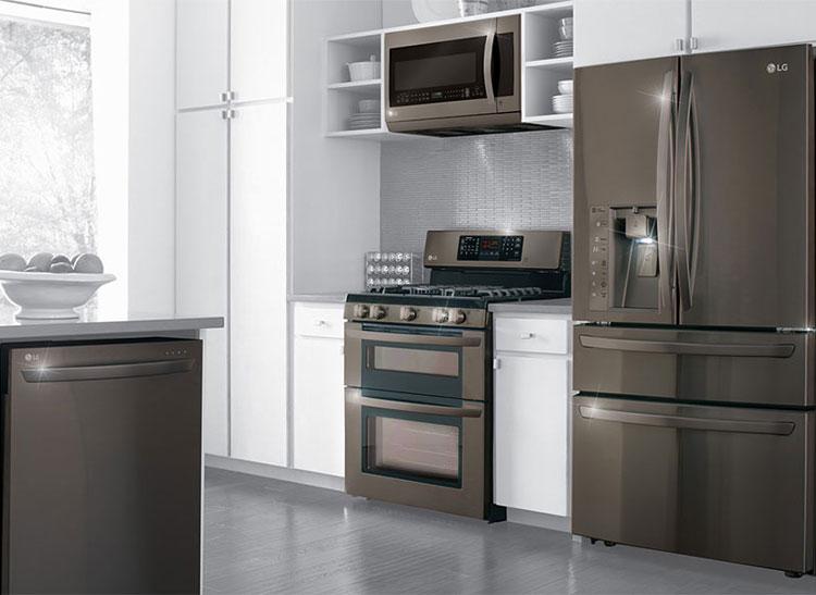 daewoo 31l stainless steel microwave