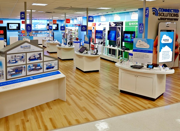 Sears Connected Home Displays Rollout In 200 Stores