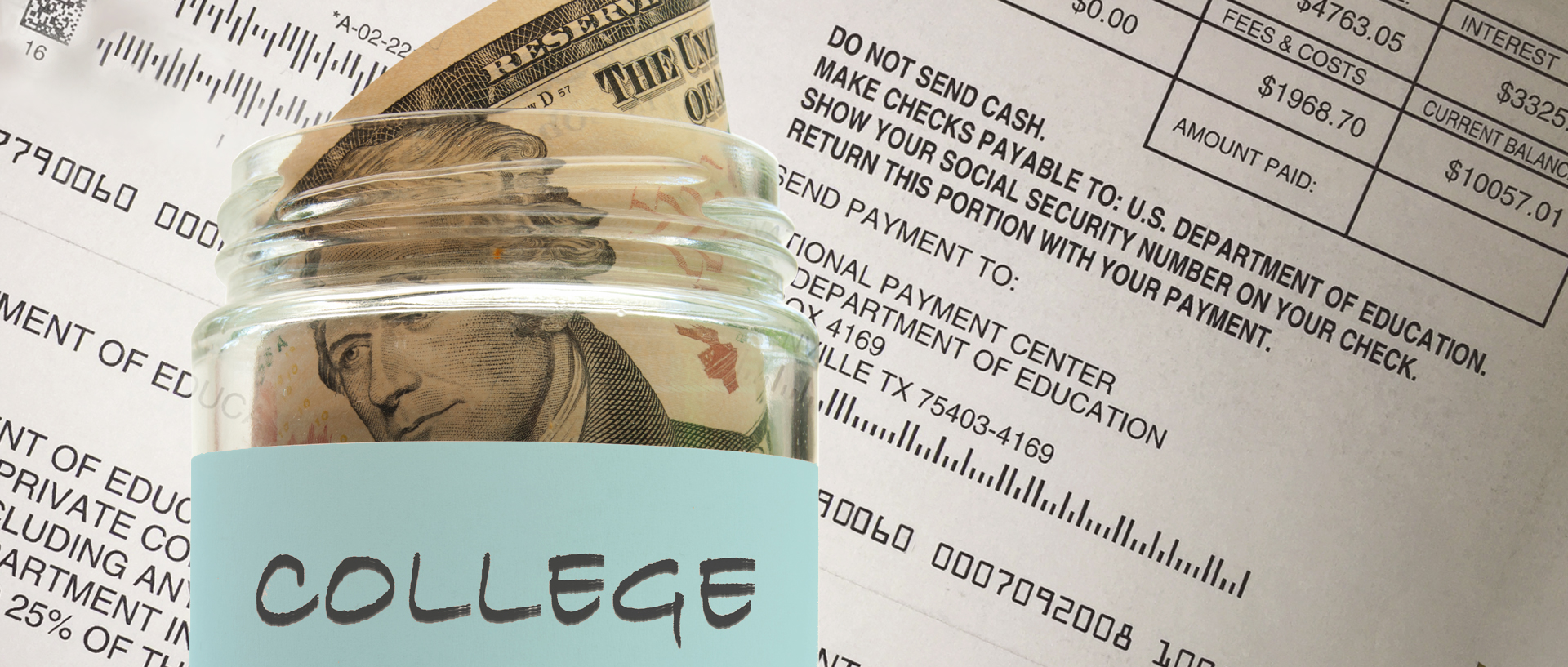 Where can I get money from to continue to attend college?