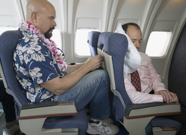 Knee Defender Puts Blame On Passengers Air Travel