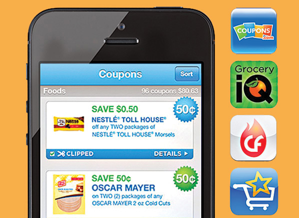 Best coupon apps for grocery shopping consumer reports for Best app for home buying