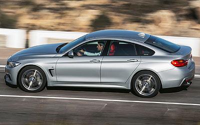 2015 BMW 4 Series Gran Coupe Pr S