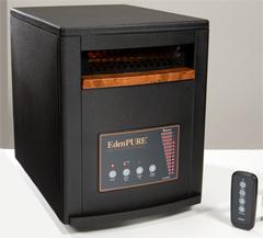 Edenpure Gen 3 Model 1000 Space Heater Improvement