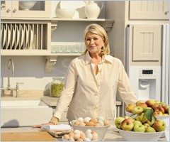 Martha Stewart Cooks Up A Line Of Kitchens For Home Depot