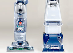 floor exercise: testing the hoover floormate spinscrub