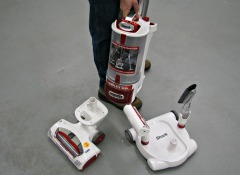 one of the first choices to make when shopping for a fullsize vacuum cleaner is between an upright or canister vac though you can buy both
