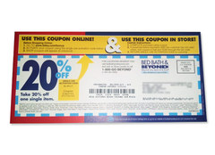 Be On The Lookout For Bed Bath Beyond Coupons You Can Use Online