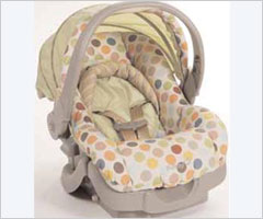 More Than 447000 Infant Car Seat Carriers Have Been Recalled By The Dorel Juvenile Group Because Handle To Carrier Can Break Loose