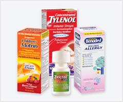 Recall: All lots of children's liquid Tylenol, Motrin