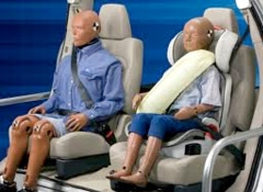 The Ford inflatable seat belt: How it affects car seats and children