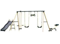 Flexible Flyer Swing Sets Recall Consumer Reports