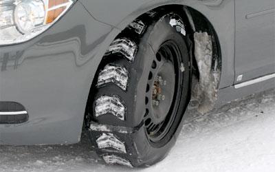 tested snobootz winter traction aid for car tires. Black Bedroom Furniture Sets. Home Design Ideas
