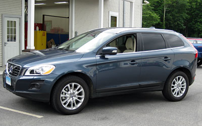 From The Logbook 2010 Volvo Xc60