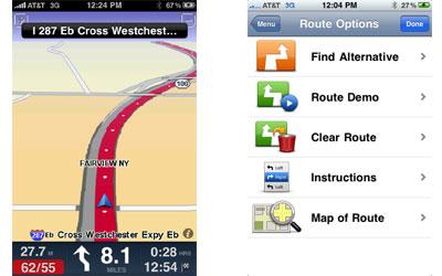 Test drive: TomTom iPhone GPS navigation app
