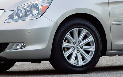 Honda Odyssey Tires >> Tires Q A How To Choose The Right Tire For A Honda Odyssey