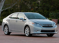 Toyota Has Issued A Voluntary Safety Recall On The 2010 Prius And 14,500  2010 Lexus HS 250h Hybrid Cars To Update Software In The Anti Lock Brake  System ...