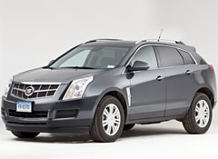 From The Logbook 2010 Cadillac Srx