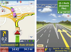 Free and low-cost versions of CoPilot nav app for iPhone