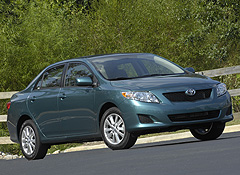 Toyota offers to fix steering problems in Corolla, Matrix