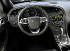 Sneak Peek 2012 Saab 9 4x