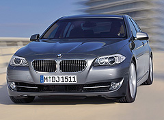 Recall: Various BMW vehicles equipped with twin-turbo