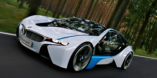 Not To Be Outdone By The Audi E Tron Bmw S Next Uber Sports Car Will Electric Or At Least A Hybrid Company Has Confirmed Plans Build Its