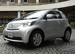 2011 Geneva Motor Show Scion Iq Electric Car To Debut