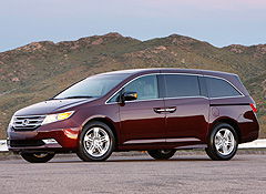 2011 honda odyssey minivan recall consumer reports. Black Bedroom Furniture Sets. Home Design Ideas