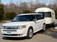 Ford Flex Towing Capacity >> Flexing Trailer Towing Ecoboost Muscles