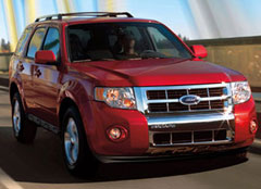 Ford Escape And Mercury Mariner Investigated For