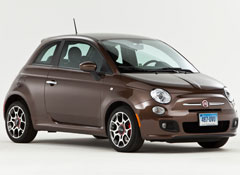 We May Not Have Seen The Tiny Fiat 500 On These Shores If It Wasnu0027t For The  Carpocalypse Of 2009. Chrysleru0027s Bankruptcy And Subsequent Partnership With  Fiat ...