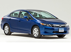 Understandably, Honda Was Conservative In Redesigning The Civic Line Up.  After All, The Civic Has Long Been Near The Top Of The Sales Charts In The  Small ...