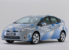 Toyota Prius plug-in hybrid will have new efficiency tricks