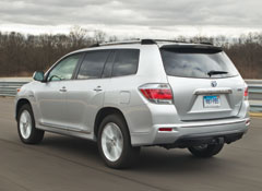 Weu0027ve Heaped A Lot Of Praise Lately On The Toyota Highlander Hybrid. It Is  A Recommended Model, Our Top Scoring SUV, And It Recently Made Our List Of  The 12 ...