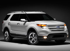 As The Drive For Higher Fuel Economy Standards Builds Momentum Ford Has Announced That Its 2017 Explorer Ed With A Turbocharged Four Cylinder Engine Is