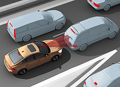Study finds new collision avoidance systems reduce crashes