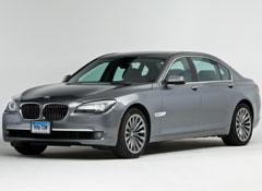 My luxurious BMW 750Li runflat nightmare