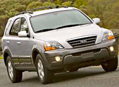 Recall 20072008 Kia Sorentos for faulty front passenger airbags