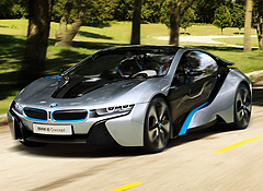 As Bmw I3 I8 Electric Cars Charge To Market More Tech Details Emerge