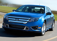 The National Highway Traffic Safety Administration And Ford Have Issued A Recall Alert For 2010 2017 Model Year Fusion Mercury Milan Sedans