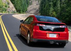 Chevrolet Volt Tricks Using Mountain Mode To Preserve Range