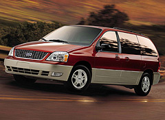Recall Ford Freestar And Mercury Monterey Vehicles Torque Converter Output Shaft May Fail