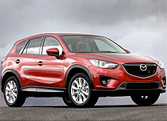 Mazda Has Announced Official Fuel Economy Figures For Their New CX 5 Small  SUV Will Reach 35 Mpg On The Highway, Which The Company Says Makes It The  Most ...