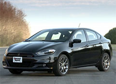 Behind The Wheel Of The All New Dodge Dart Small Sedan