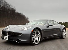 Additional 2017 Fisker Karma Electric Cars Have Been Added To The Safety Recall For Hybrid Car Said National Highway Traffic