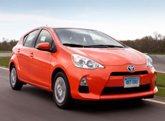 The Toyota Prius C Isn T A Good Car And Here S Why